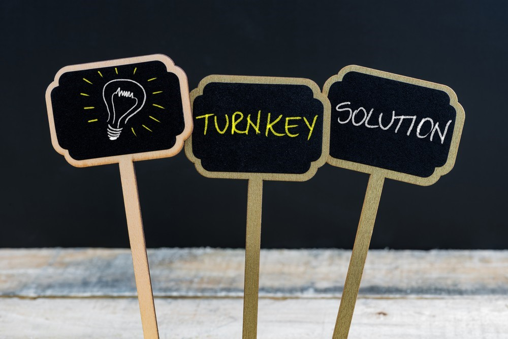what is turnkey manufacturing