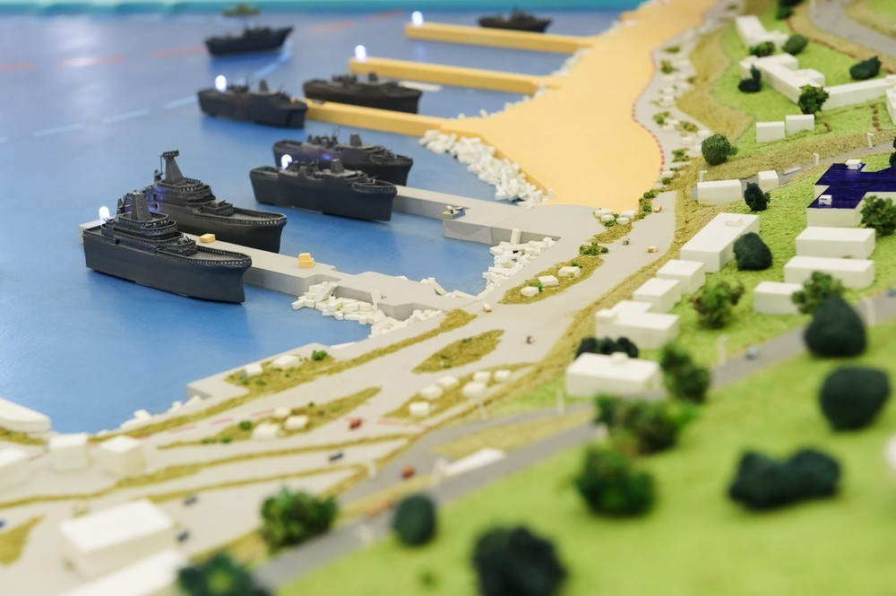 Use of Scale Modeling